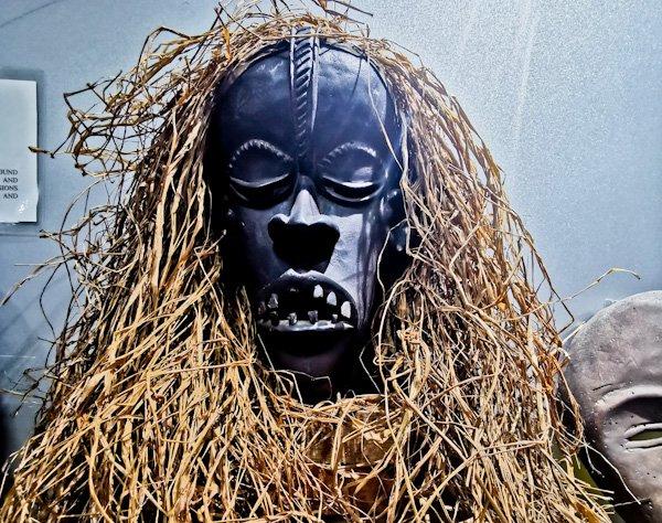 African art in Monrovia Liberia
