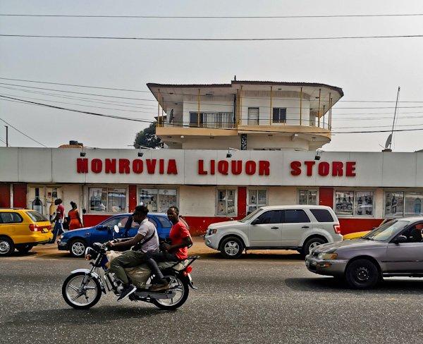 Liquor Stores in Monrovia Liberia