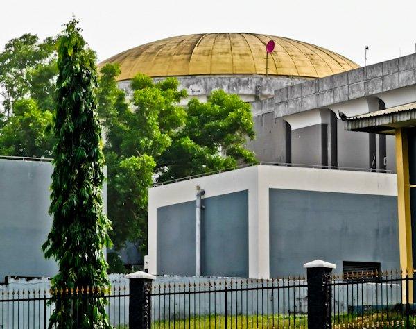 Capitol Hill Monrovia Liberia