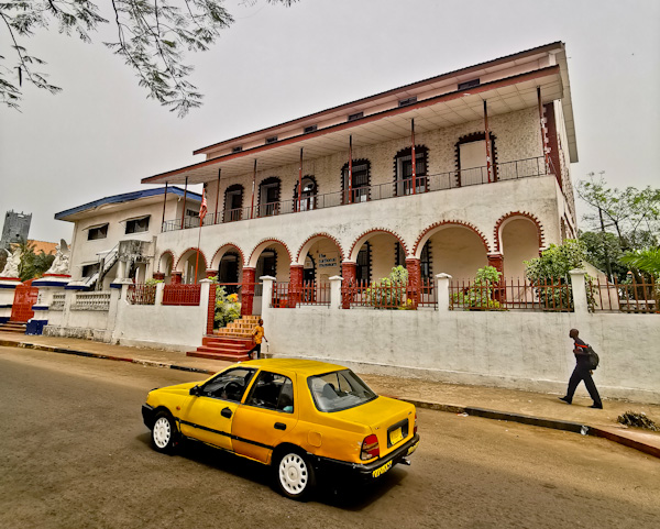 National Museum of Liberia in Monrovia