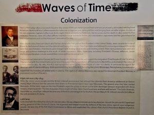 Colonization of Liberia
