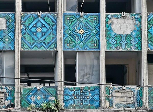 Attentin to detail in Abidjan Ivory Coast