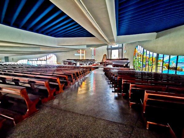 St Paul's Cathedral Abidjan Ivory Coast