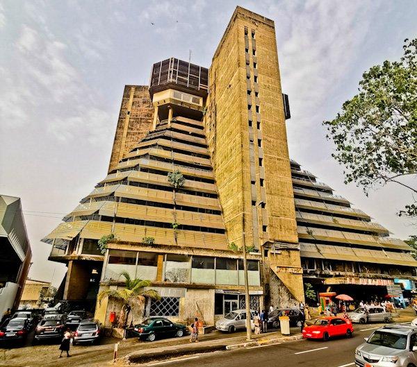 La Pyramide Abidjan