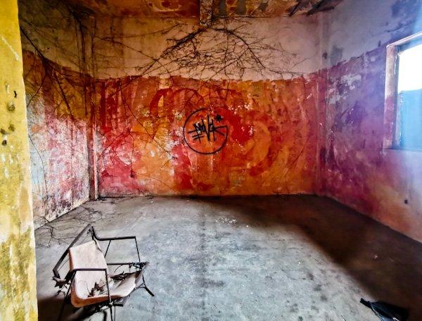 Abandoned Hotel de France, Grand Bassam