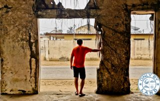 Abandoned Buildings of Grand Bassam + Photography