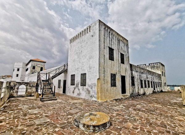Elmina Castle Facts
