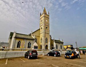 Methodist Church - Cape Coast Ghana