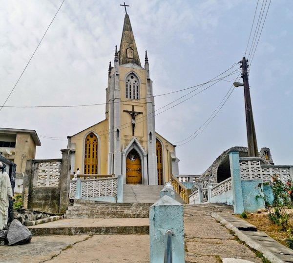 Saint Francis de Sales Cathedral - Cape Coast