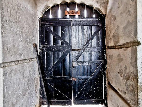 Door of No Return - Cape Coast Castle Ghana