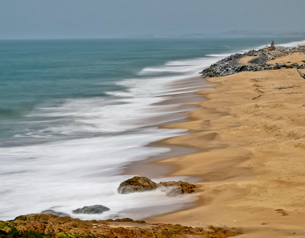 Sea Views at Cape Coast Castle