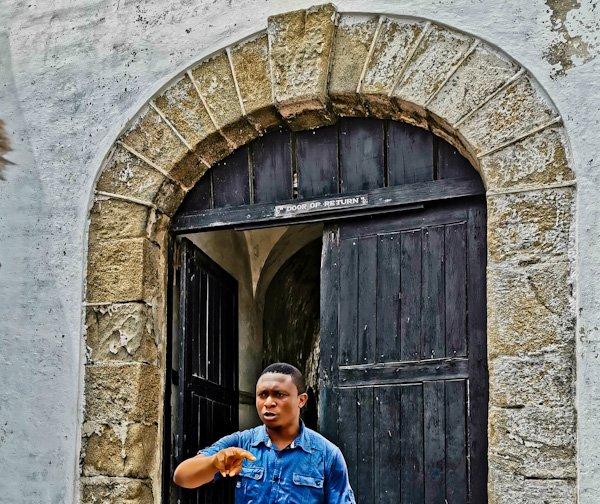 Door of Return - Ghana
