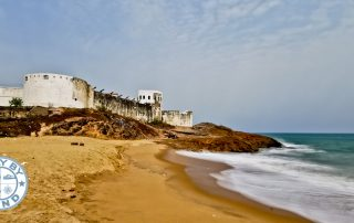How to Visit Cape Coast Castle Ghana + Photography