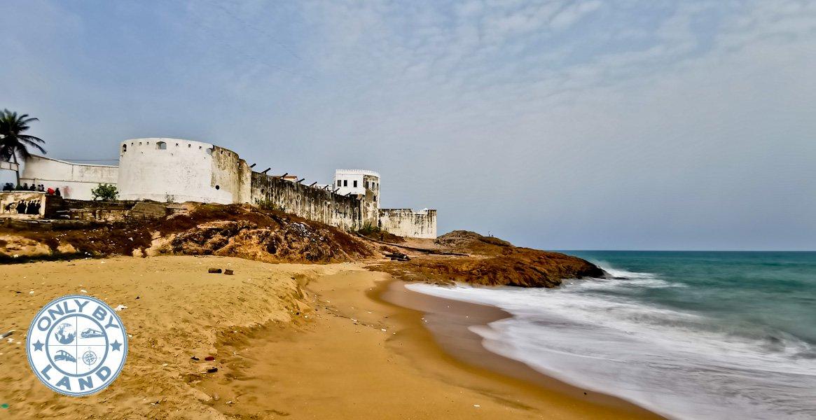 How to Visit Cape Coast Castle Ghana + Photography