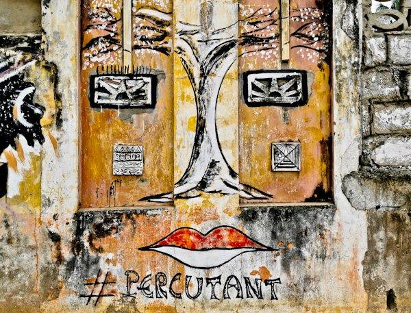 Street Art in Grand Bassam