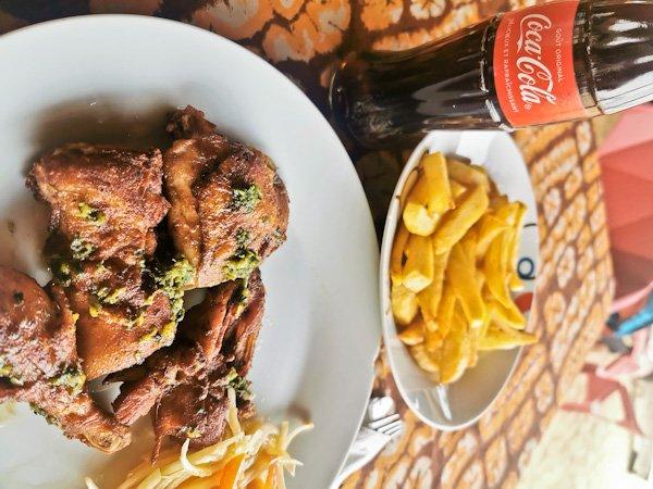 Beach Side Restaurants in Grand Bassam