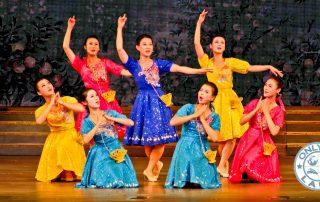 Live Performance in Pyongyang North Korea