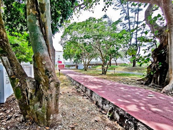 Osu Castle Gardens - Accra Ghana