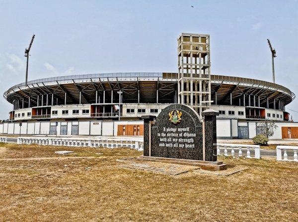 Accra Sports Stadium Ghana