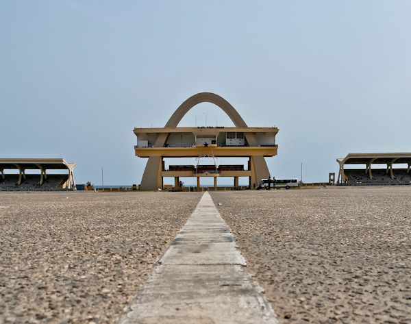 Independence Arch, Accra Ghana
