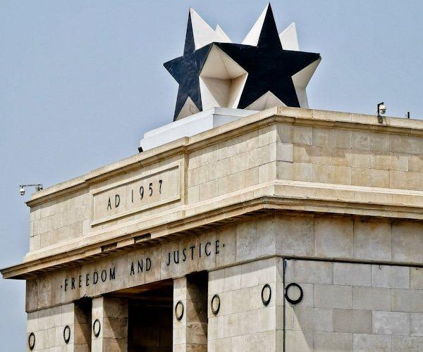 Black Star Square, Accra Ghana