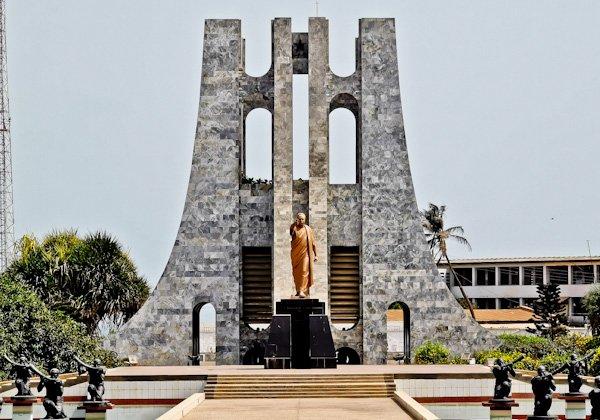 Kwame Nkrumah Memorial Park and Mausoleum