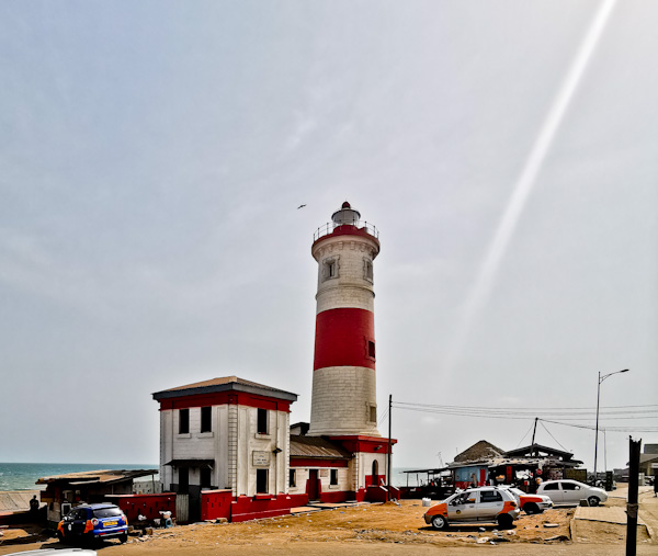 James Town Lighthouse, Accra Ghana
