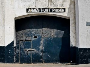 James Fort Prison Accra