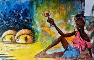Street Art in Accra
