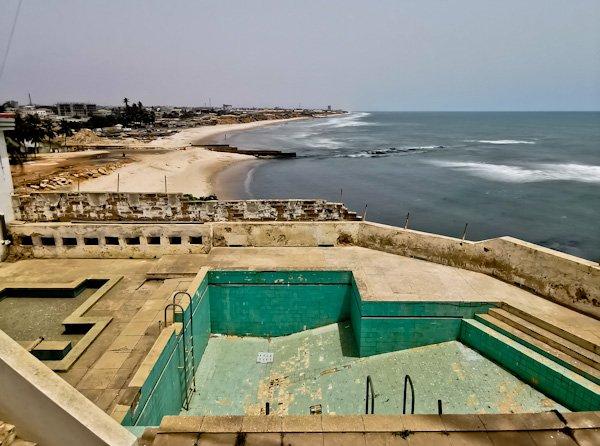Jerry John Rawlings Swimming Pool - Accra Ghana