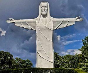 Christ of the Ozarks - Arkansas, USA
