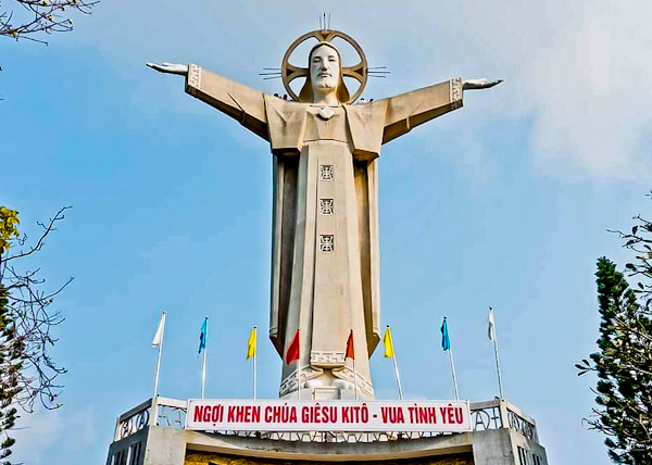 Christ the King - Vung Tau, Vietnam