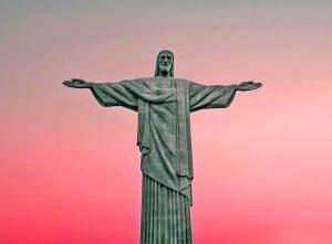 Christ the Redeemer - Rio de Jainero, Brazil