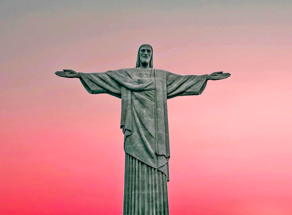 Christ the Redeemer - Rio de Jainero, Brazil