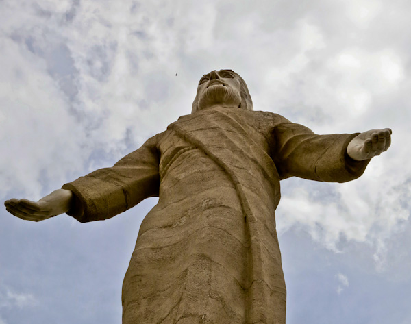 Cristo del Picacho - Tegucigalpa, Honduras