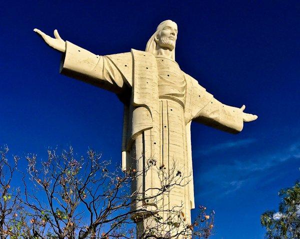 Cristo de la Concordia - Cochabamba, Bolivia