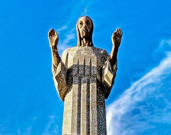Cristo del Otero - Palencia, Spain