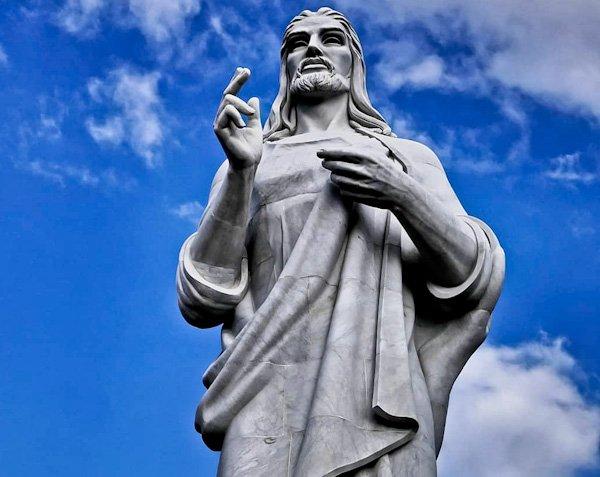 Christ of Havana, Cuba