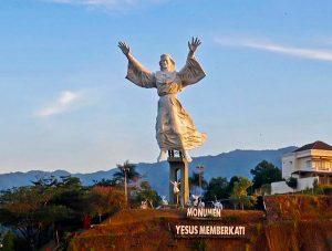 Christ Blessing - Manado, Indonesia