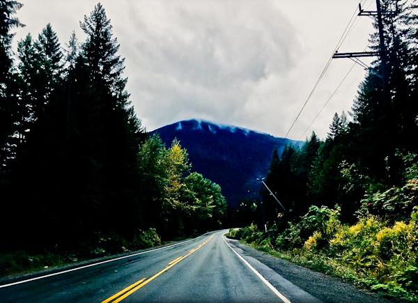 Pacific Rim Highway, Vancouver Island