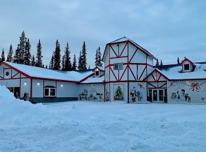 North Pole, Fairbanks