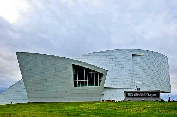 Museum of the North - Fairbanks Alaska