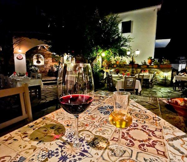 To Rodi Bar - Skopelos Town