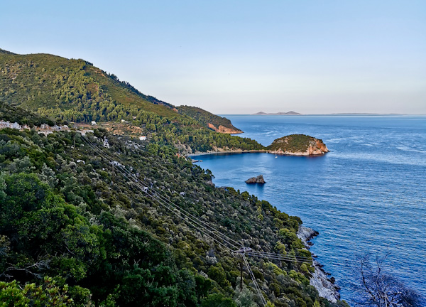 Stafylos, Skopelos Island