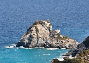 Mamma Mia Chapel, Skopelos Island