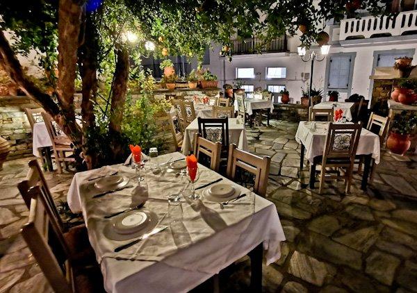 Where is To Rodi Restaurant
