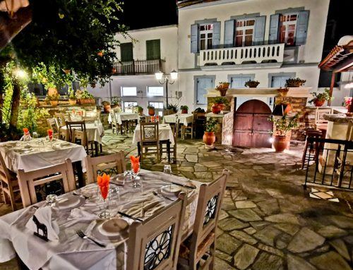 To Rodi Restaurant – Fine Dining in Skopelos Town