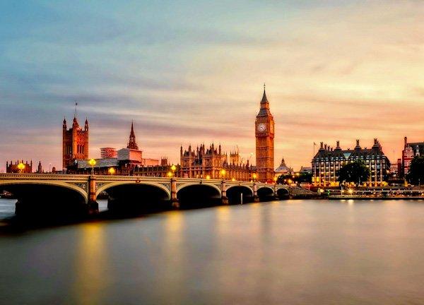 UK Staycation Spots - London