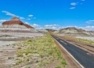Drive Through the Rainbow Mountains of Arizona