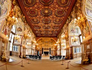 Palace of Fontainebleau Ballroom